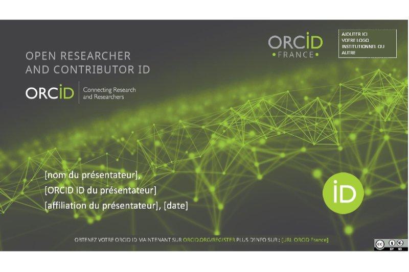 Miniature présentation Orcid
